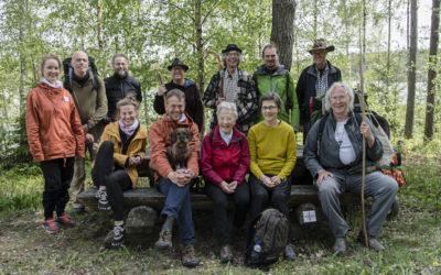På pilgrimsvandring i Svenskfinland