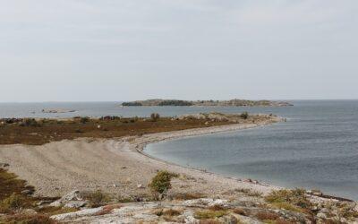 Pyhän Olavin merireitti johdattaa pyhiinvaeltajan Jurmoon