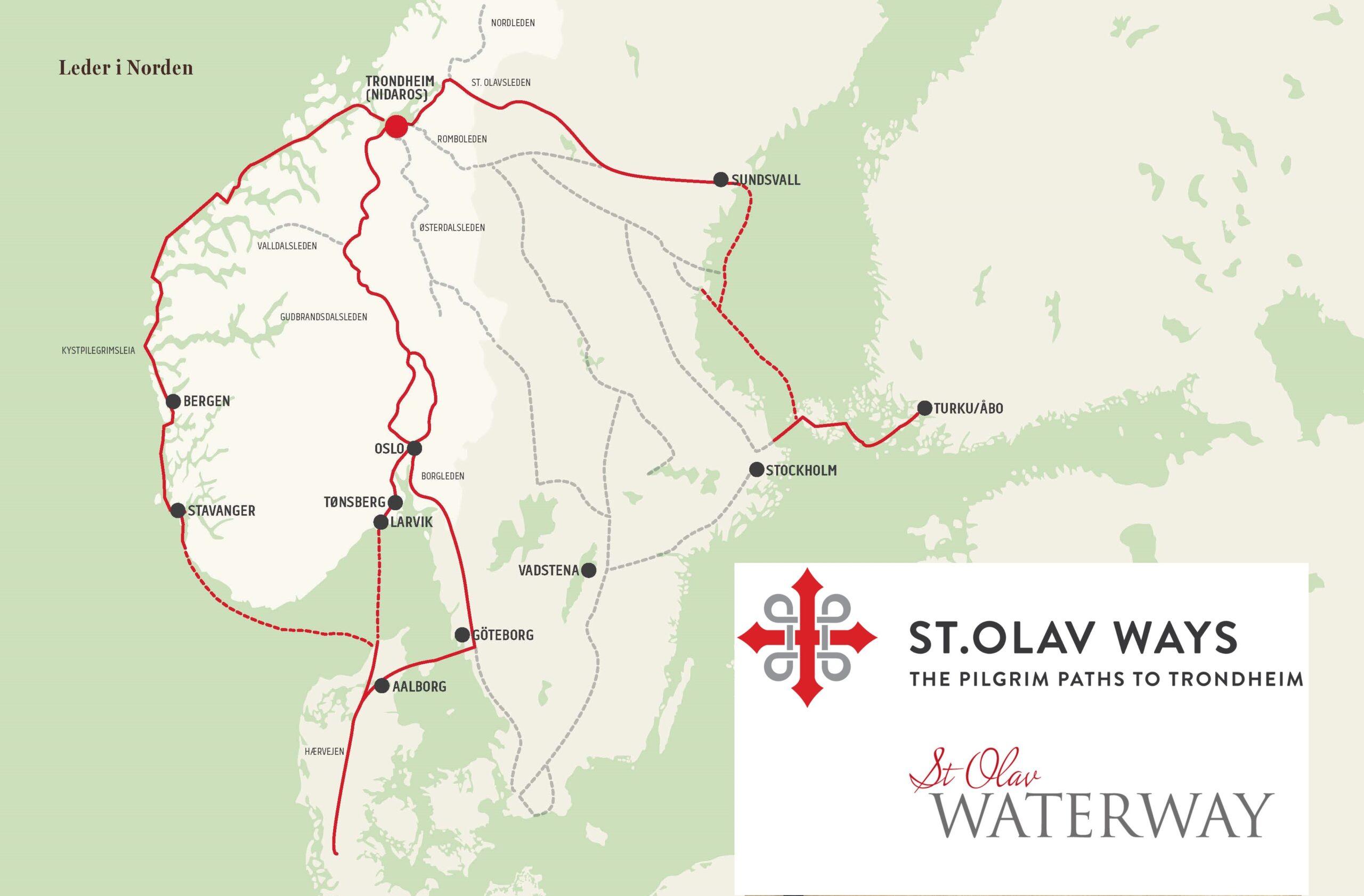 St. Olav Ways